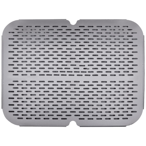 "Advance Tabco K-610DF 18"" x 24"" Strainer Plate"