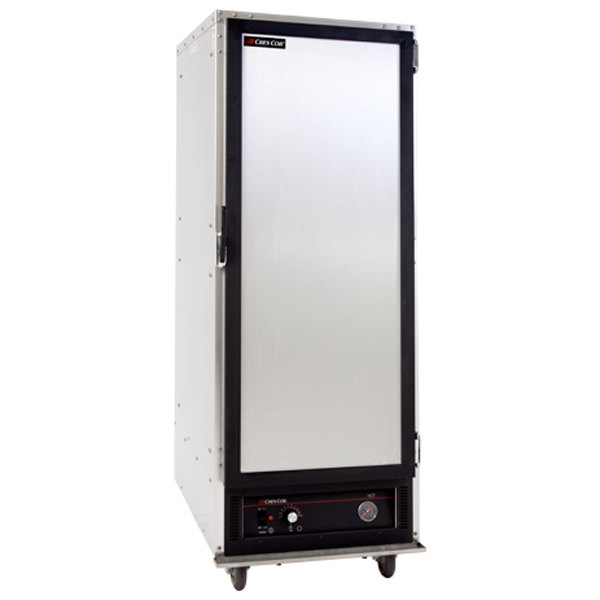 Cres Cor 131-UA-9D Non-Insulated 3/4 Height Holding Cabinet - 120V, 1920W