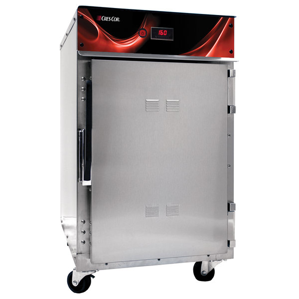 Cres Cor 500-HH-SS-DE Radiant Insulated Undercounter Holding Cabinet with Basic Controls - 120V, 900W Main Image 1