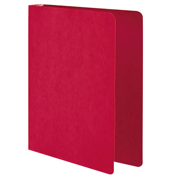 "Wilson Jones 38619 Executive Red Non-View Binder with 1"" Round Rings Main Image 1"
