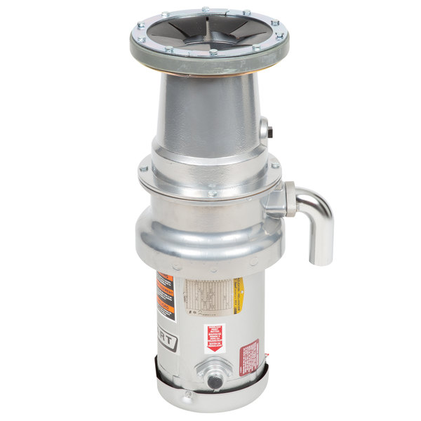 Hobart Fd4 125 2 Commercial Garbage Disposer With Long