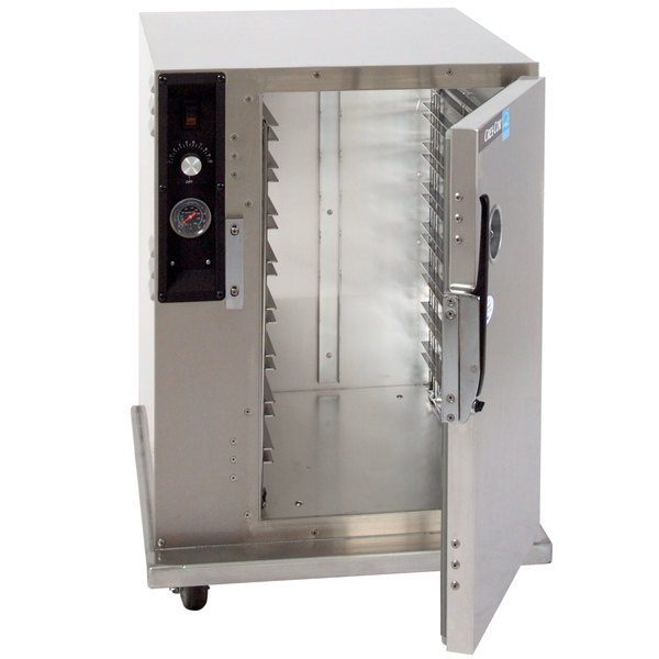 Cres Cor H-339-X-128C Insulated Undercounter Aluminum Holding Cabinet - 120V, 900W Main Image 1
