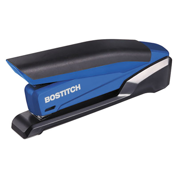 Bostitch PaperPro 1122 inPOWER 20 Sheet Blue Desktop Stapler