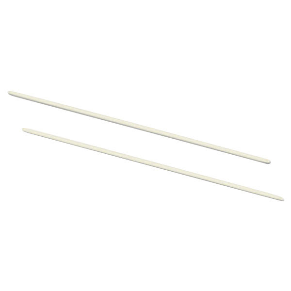 "Acco 50104 Data Flex 8 1/2"" Nylon Posts for Top / Bottom Load Binders - 20/Pack"