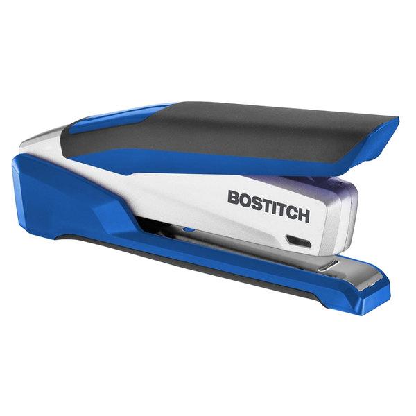 Bostitch PaperPro 1118 inPOWER+ 28 Sheet Blue and Silver Desktop Stapler