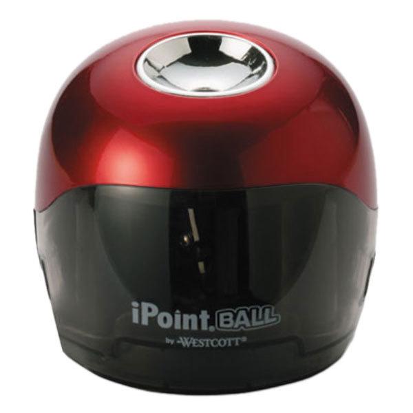 Westcott 15570 Ball Battery-Powered Electric Pencil Sharpener Main Image 1