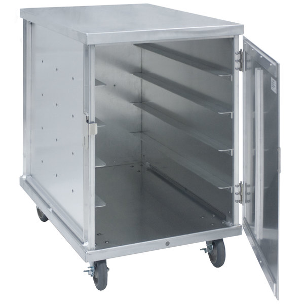 Cres Cor 101-1520-10 Aluminum 10 Tray Meal Delivery Cart