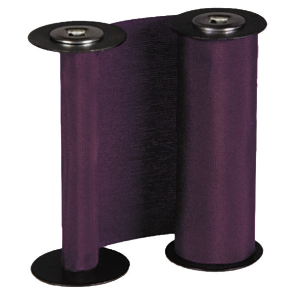 Acroprint 200137000 Purple ET and ETC Time Stamp Recorder Ribbon Main Image 1