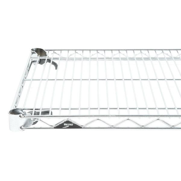 "Metro A1848NC Super Adjustable Chrome Wire Shelf - 18"" x 48"""