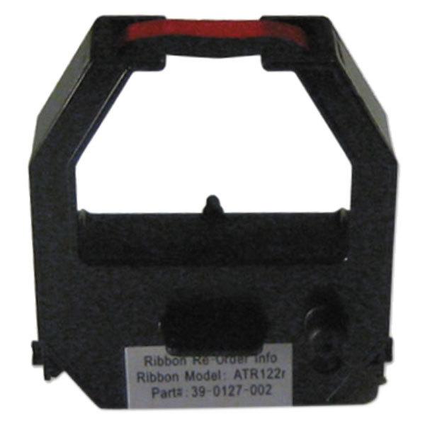 Acroprint 390127002 Black / Red ATR120r Clock Ribbon Cartridge Main Image 1