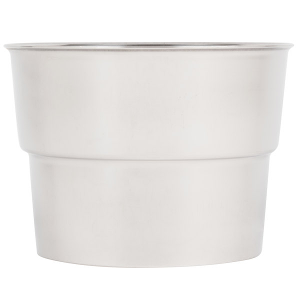 """Malt Cup Collar for 3 7/8"""" Cups - Stainless Steel"""