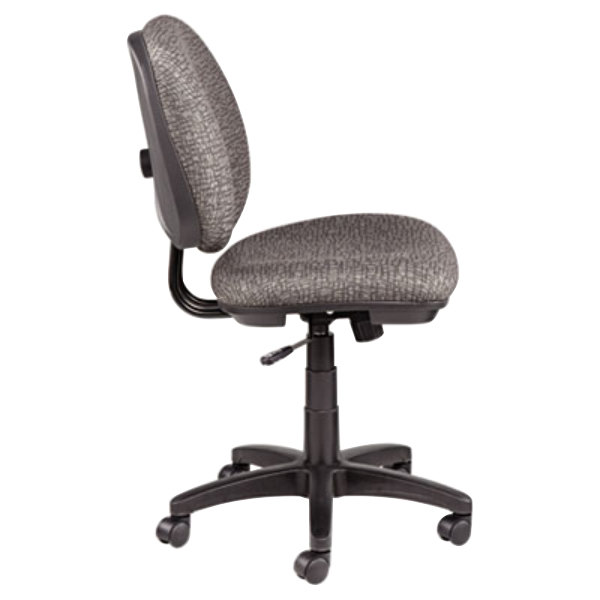 alera alein4841 interval graphite gray fabric office chair with