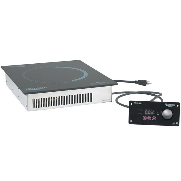 Vollrath 5950145 Mirage Series Drop In Induction Warmer - 120V, 450W