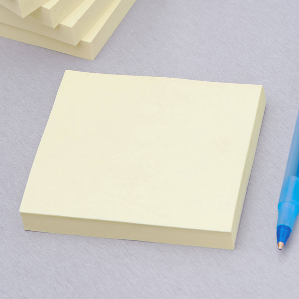 3m 654-12ssan Super Sticky Notes 3 X 3 Five Electric Glow Colors 12 for sale online