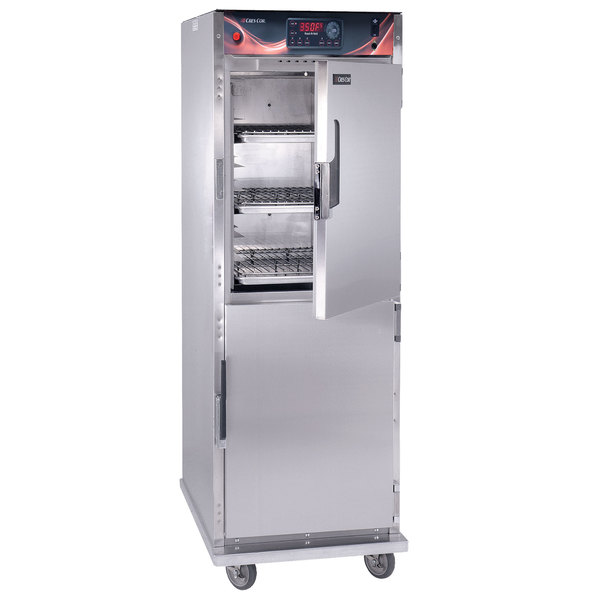 Cres Cor CO151F1818DX Full Height Roast-N-Hold Convection Oven with Deluxe Controls - 208V, 3 Phase, 8200W Main Image 1