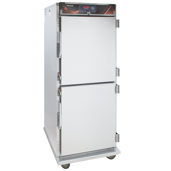 Cres Cor CO-151-F-1818-DZ Full Height Correctional Roast-N-Hold Convection Oven with Standard Controls - 208V, 1 Phase, 8200W