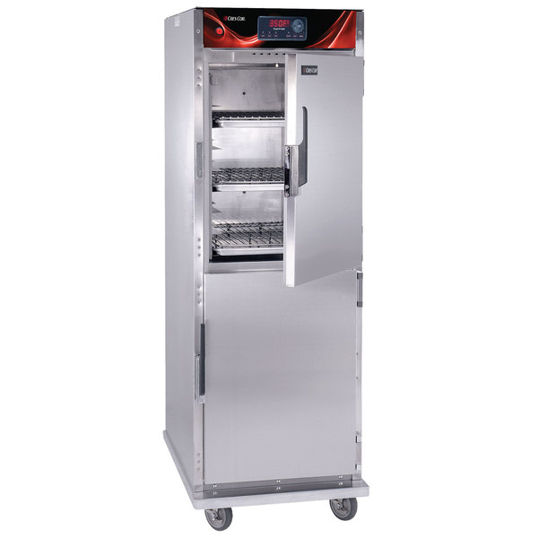 Cres Cor CO151F1818DE Full Height Roast-N-Hold Convection Oven with Standard Controls - 240V, 1 Phase, 8200W Main Image 1