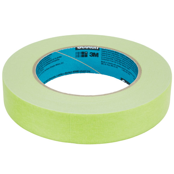3m automotive masking tape 1 inch