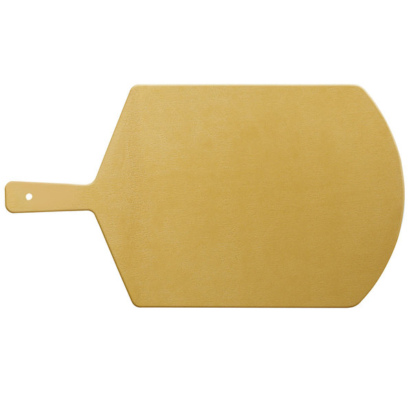 """Elite Global Solutions ECO1222-RT Eco Serving Boards 22"""" x 12"""" Rattan Melamine / Bamboo Serving Board with Handle and Hanging Hole"""