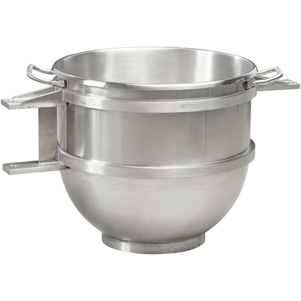Hobart BOWL-HL1486 Legacy 60 Qt. Stainless Steel Mixing Bowl Main Image 1