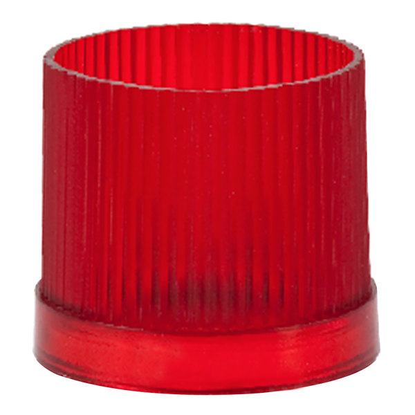 Sterno Products 85384 Red Mighty Top Cylinder Globe
