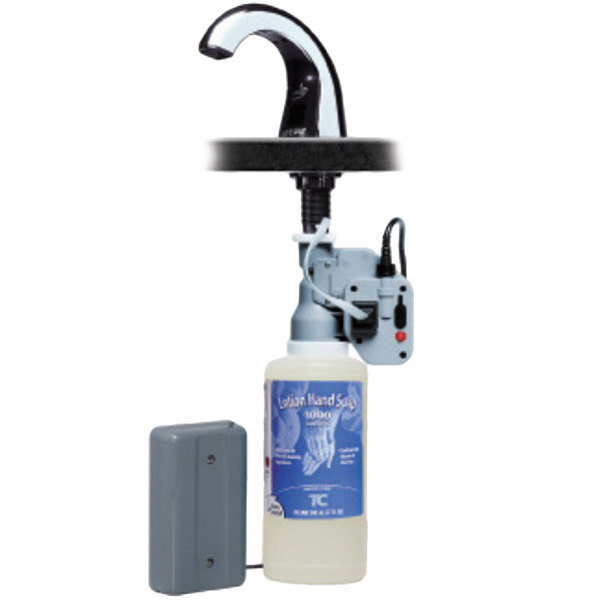 Bobrick B 826 18 Chrome Counter Mount Automatic Liquid Soap