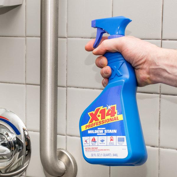 X-14 260800 32 oz. Mildew Stain Remover