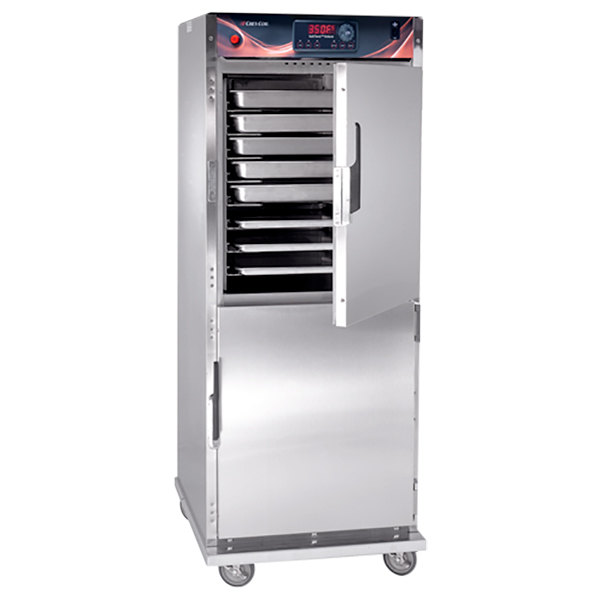 Cres Cor RO-151-FUA-18DX Quiktherm Rethermalization Oven with Deluxe Controls - 240V, 3 Phase, 8kW