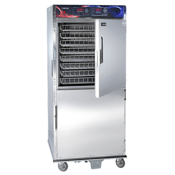 Cres Cor RO151FW1332DE Quiktherm Rethermalization Oven with Standard Controls and AquaTemp System - 240V, 1 Phase, 8kW Main Image 1