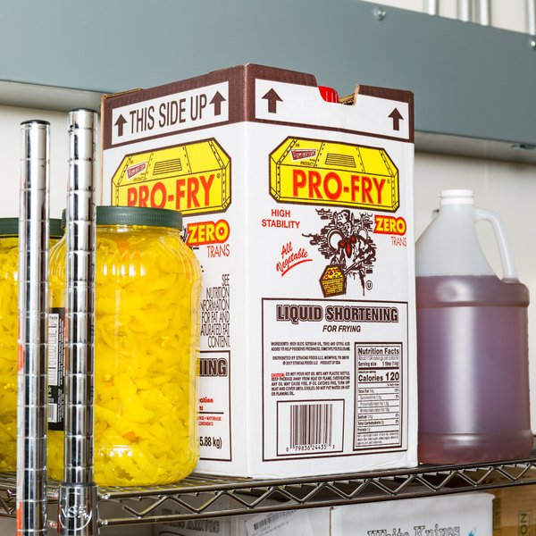 Admiration Pro Fry Liquid Shortening - 35 lb. Main Image 4