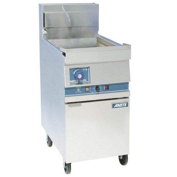 Anets GPC-14D Liquid Propane Pasta Cooker with Digital Controls - 111,000 BTU