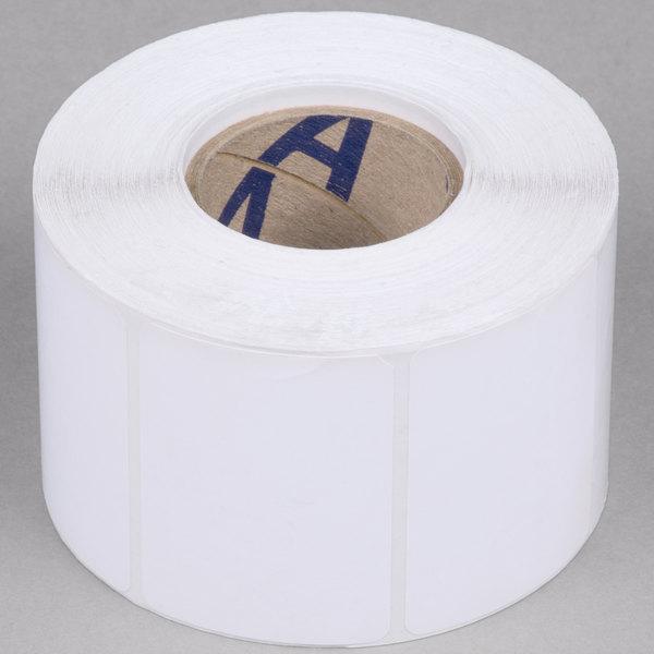 Globe E11 Standard Label Roll - 12/Case
