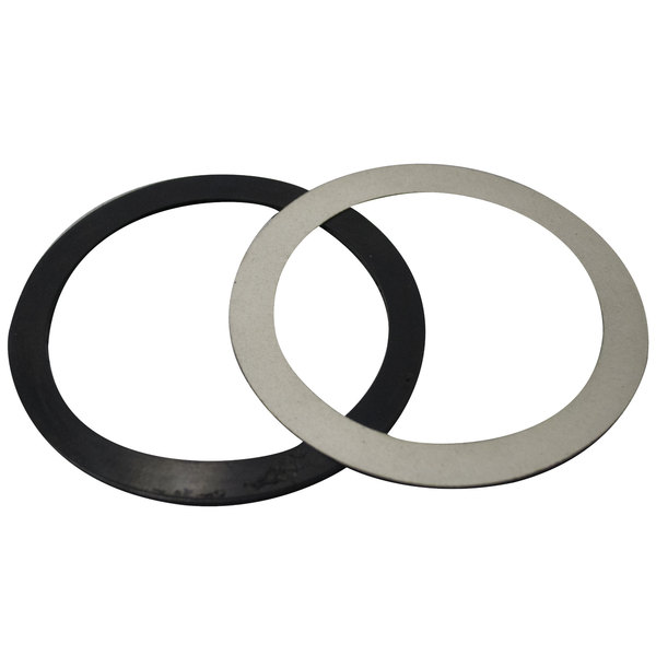 Advance Tabco K-67F Rubber and Fiber Washer Set