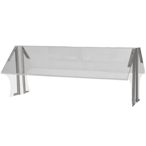 Advance Tabco SU-P-315 Buffet Table Replacement Top Food Shield Main Image 1