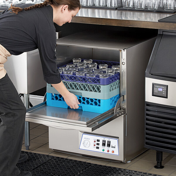 Jackson DishStar LT Low Temperature Undercounter Dishwasher - 115V Main Image 6