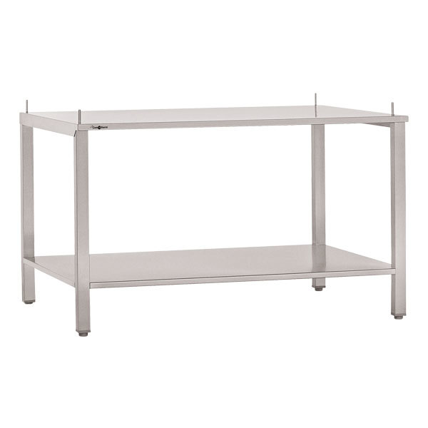 "Garland A4528801 60"" x 26 1/4"" Stainless Steel Equipment Stand"