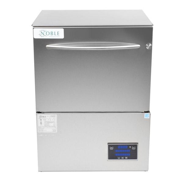 Noble Warewashing UH30-E High Temperature Undercounter Dishwasher - 208/230V