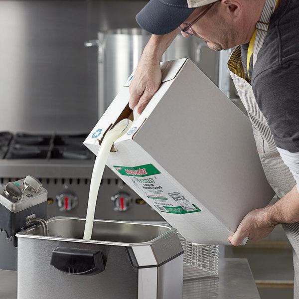 Admiration Creamy Fryer Oil - 35 lb. Main Image 2