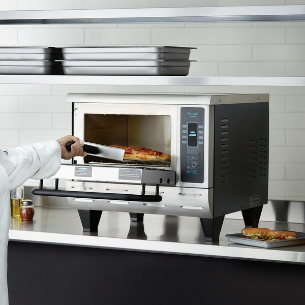 TurboChef Tornado 2 High-Speed Accelerated Cooking Countertop Oven - 208/240V Main Image 5