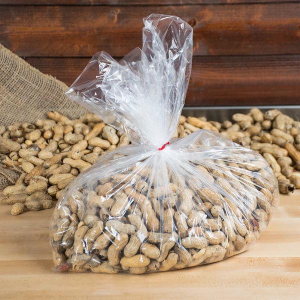 """Elkay Plastics 10G-151118 Plastic Food Bag 15"""" x 11"""" x 18"""" - 1000/Box"""