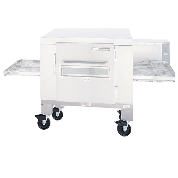 Lincoln 5502 Mobile Conveyor Oven Stand Main Image 1