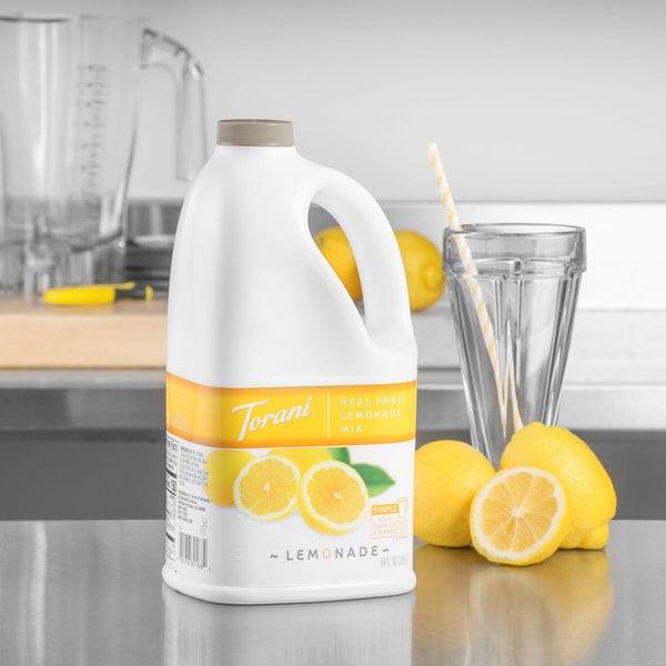 Torani 64 oz. Lemonade Smoothie Mix
