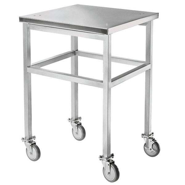 """TurboChef NGC-1217-3 32"""" Stainless Steel Oven Stand"""