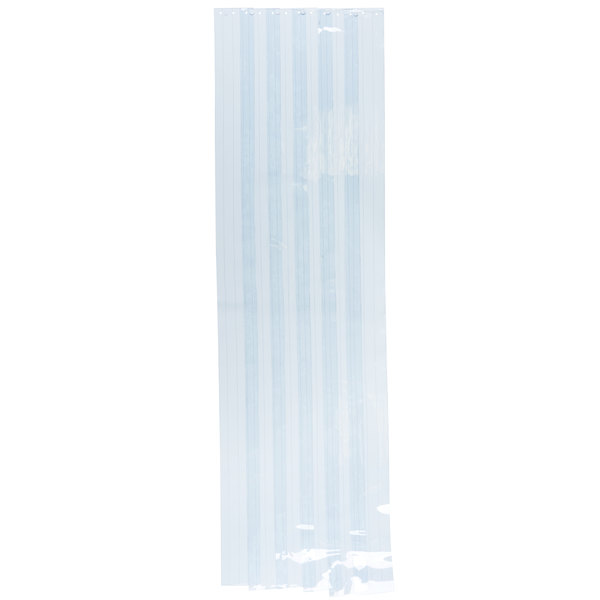 "Curtron M108-PR-86-6PK 8"" x 86"" Polar Reinforced Replacement Door Strips - 6/Pack"