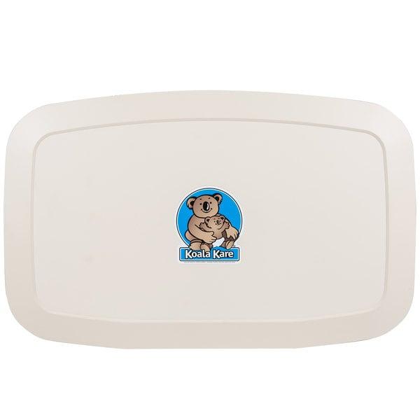 Koala Kare KB200-00 Horizontal Baby Changing Station / Table - Cream Main Image 1