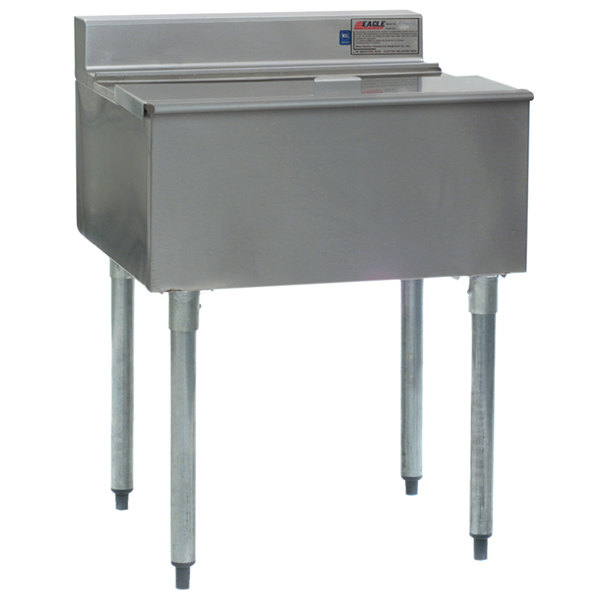 """Eagle Group B36IC-18 Insulated Underbar Ice Chest - 36"""" x 20"""""""