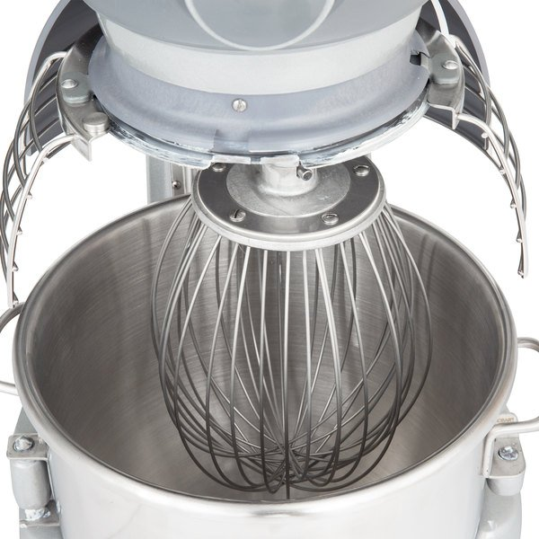 Hobart DWHIP-HL20 Legacy Wire Whip for 20 Qt. Bowls Main Image 7
