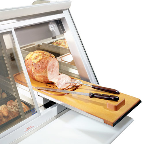 Alto-Shaam 5001874 Carving Station for Heated Display Cases Main Image 1