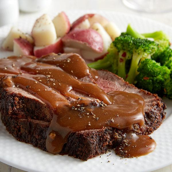 Vanee 550VX 50 oz. Roasted Beef Gravy Main Image 2