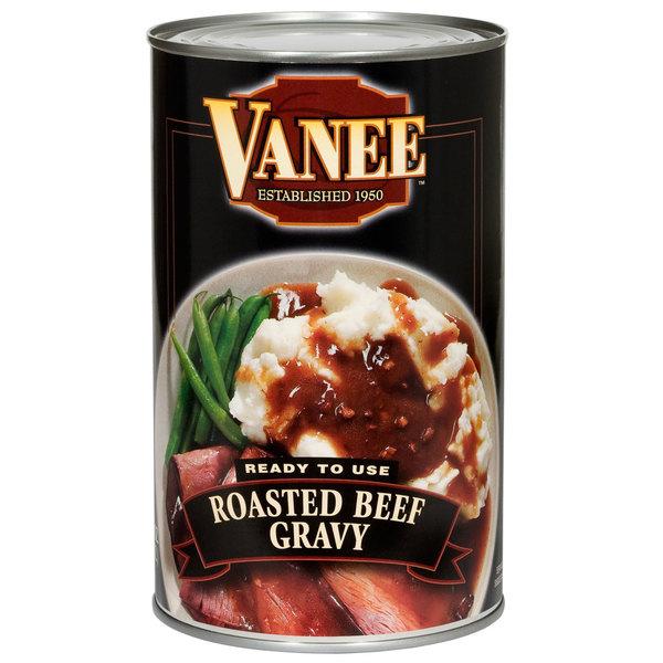 Vanee 550VX 50 oz. Roasted Beef Gravy